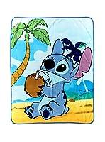 Disney Lilo & Stitch Coconut Throw Blanket