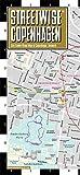 Streetwise Copenhagen Map - Laminated City Center Street Map of Copenhagen, Denmark (Michelin Streetwise Maps)