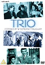 Trio 1950 3 Stories by W. Somerset Maugham The Verger / Mr Knowall / Sanatorium NON-USA FORMAT, PAL, Reg.2 United Kingdom
