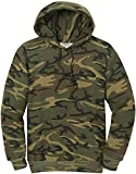 Joe's USA Camoflauge Hooded Sweatshirt,4X-Large Military Camo