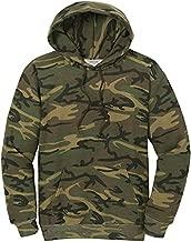 Joe's USA Camoflauge Hooded Sweatshirt,4X-Large Military Camo