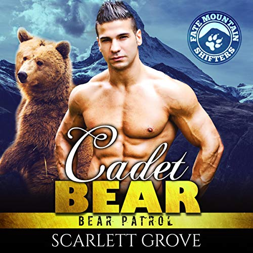 Cadet Bear audiobook cover art