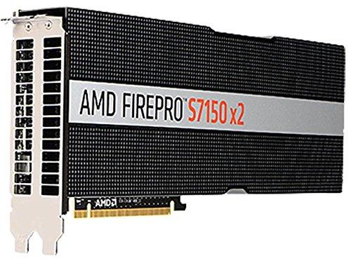 AMD FirePro S7150 x2 FirePro S7150 x2 16GB GDDR5 - Tarjeta gráfica (AMD,...