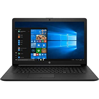 HP (17-BY1053DX) 17.3 Laptop under 500