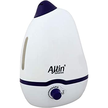 Allin Exporters PH906 Cool Mist Dolphin Humidifier Adults and Baby Bedroom 2 L Portable Room Humidifier