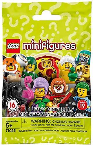 LEGO Minifigures Series 19: Fox Suit Mascot Minifigure 71025