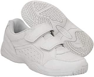 Nivia Kids School Shoe Embossing with Velcro