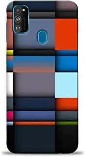 PRINT STATION Printed Back Case Cover for Samsung Galaxy M30s - 6641