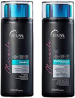 Truss Miracle Duo Kit Shampoo (300ml) e Condicionador (300ml)