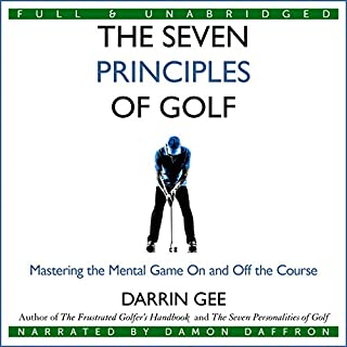 The Seven Principles of Golf cover art