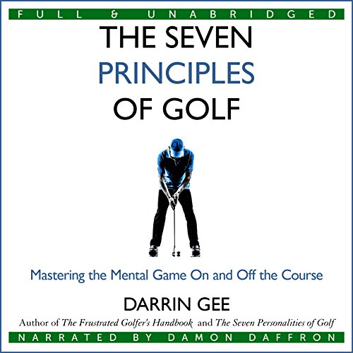 Couverture de The Seven Principles of Golf