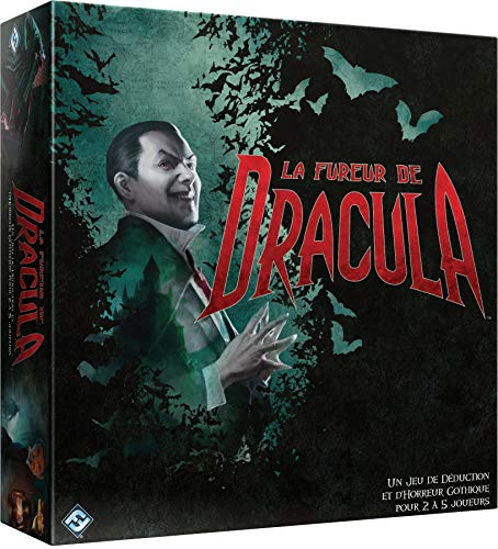 Edge Entertainment-La Fureur de Dracula, EFHWFD01