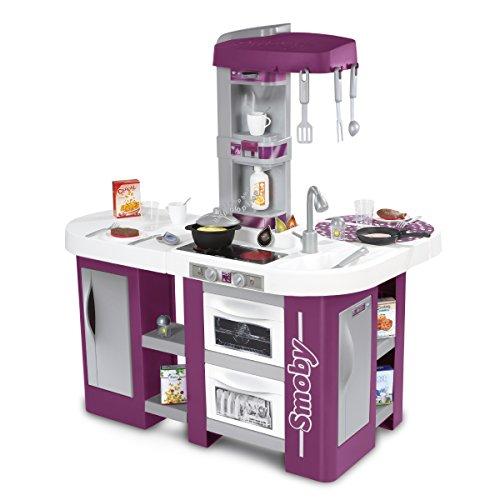 Smoby - Cocina Studio XL, Color Morado (24129)