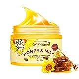Hands Care ParaffinMilk & Honey Moisturizing Peel Off Hand Wax Mask...