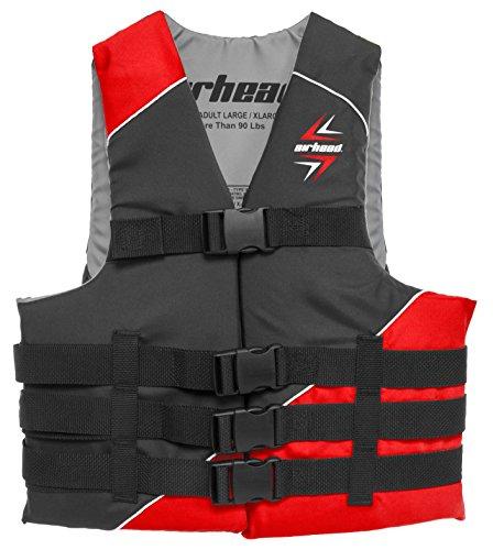 AIRHEAD SLASH Vest Red 4XL/6XL