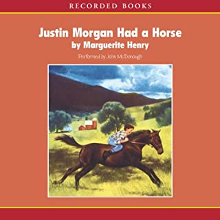 Justin Morgan Had a Horse cover art