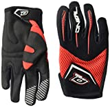 O'Neal Element MX DH Kinder Handschuhe Rot Moto Cross Mountain Bike Downhill Motorrad Glove, 0399K-3, Größe Medium