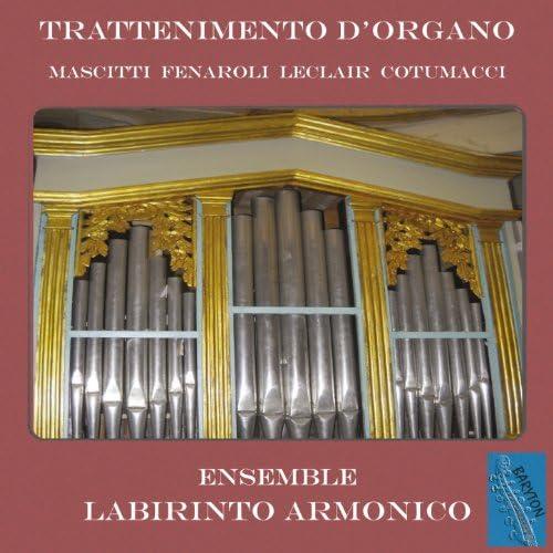 Ensemble Labirinto Armonico, Pierluigi Mencattini, Walter d'Arcangelo