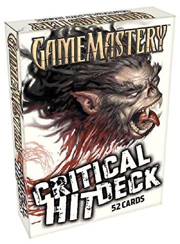 Paizo Publishing 3001 - Game Mastery Critical Hit Deck