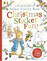 Peter Rabbit Christmas Fun Sticker Activity Book (Activity Books)