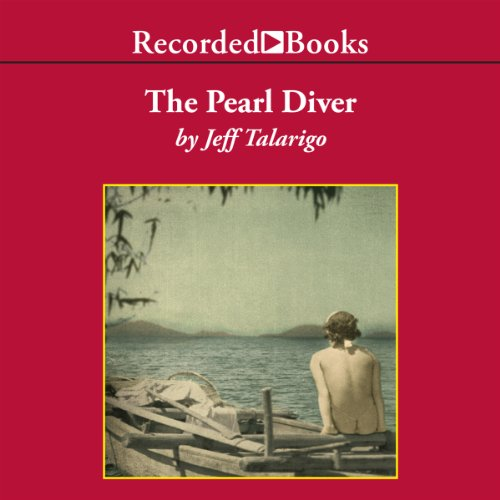 The Pearl Diver audiobook cover art