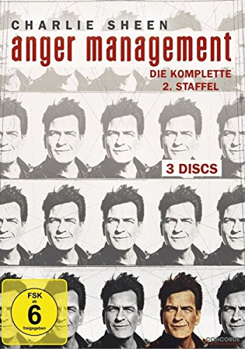 Anger Management - Staffel 2 (3 DVDs)