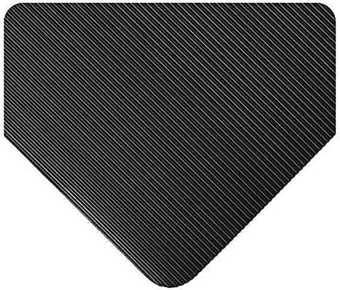 Wearwell Inc Black Corrugated Runner Sale SALE% OFF 3 ft. 149 8
