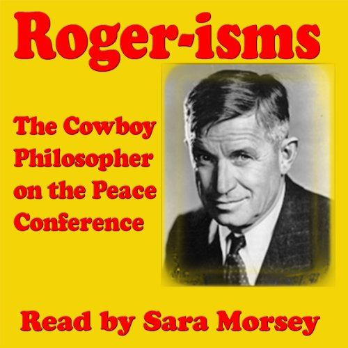 Rogers-isms audiobook cover art