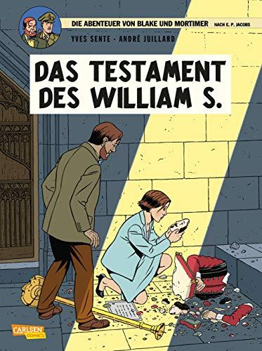 Blake und Mortimer 21: Das Testament des William S. (21)