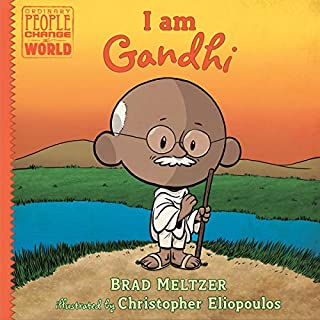 I Am Gandhi cover art