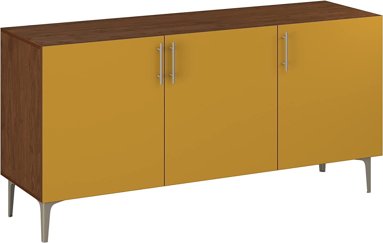 Poppy Sideboard Memphis Mall - Walnut Velma Design in trend rank 11 Colors Base Styl 5