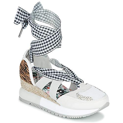 Gioseppo Joliet, Zapatillas Mujer, Blanco, 38 EU