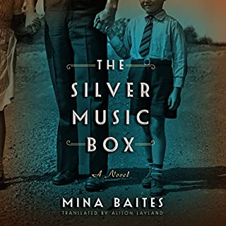 The Silver Music Box                   By:                                                                                                                                 Mina Baites,                                                                                        Alison Layland - translator                               Narrated by:                                                                                                                                 Jane Oppenheimer                      Length: 8 hrs and 16 mins     16 ratings     Overall 4.3