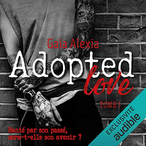 Couverture de Adopted love 1