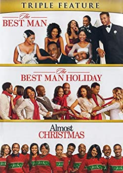 The Best Man / The Best Man Holiday / Almost Christmas  Triple Feature
