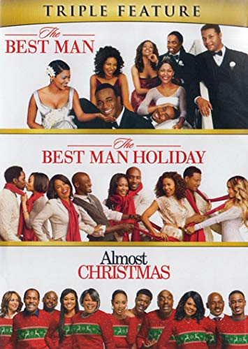 The Best Man / The Best Man Holiday / Almost Christmas (Triple Feature)