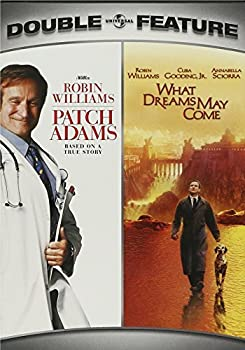 Patch Adams & What Dreams May Come [DVD] [Region 1] [US Import] [NTSC]