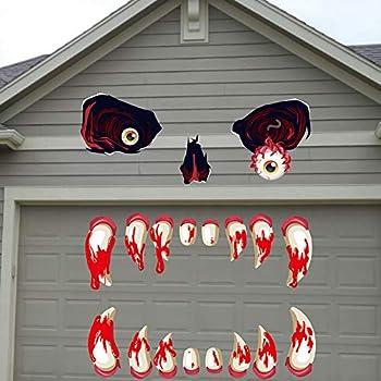 Best garage halloween decorations Reviews