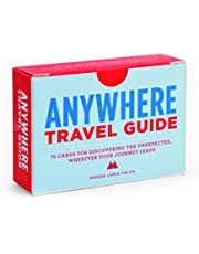 Anywhere Travel Guide: 75 Prompts for Journeys Near and Far