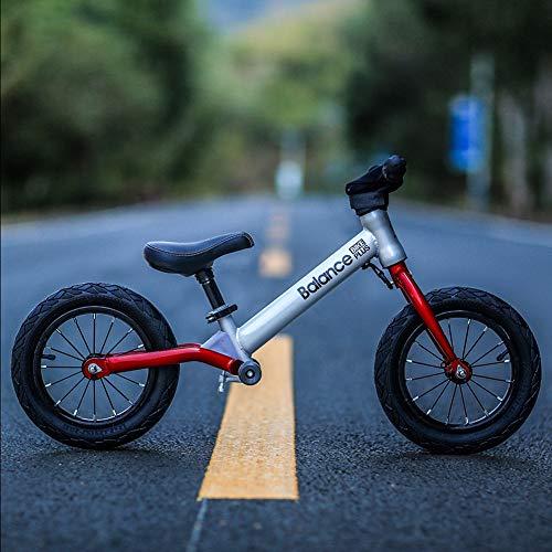 RR-Bike Bicicleta De Equilibrio para Niños, Centro De Actividades para Bebés Ligero, Sin Pedales…