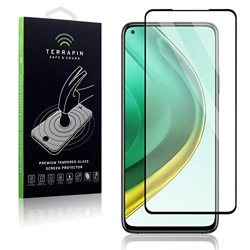 TERRAPIN, Kompatibel mit Xiaomi Mi 10T 5G / 10T Pro 5G Tempered Glas, Panzerglas Glas Bildschirmschutzfolie