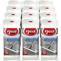 IPPA - Paños para la Limpieza de Suelos - Tamaño Grande - Color Blanco - Medidas XXL
