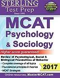 Sterling Test Prep MCAT Psychology & Sociology: Psychological, Social & Biological Foundations of Behavior - Review