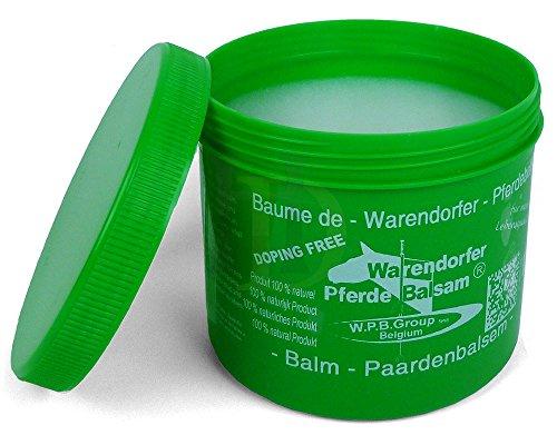 WPB Group Belgium Warendorfer Pferde Balsam 500ml Pferdesalbe