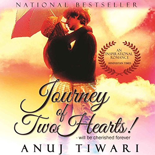 Journey of Two Hearts audiobook cover art