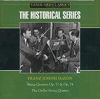 String Quartets Nos 54-59 (Ops. 71 & 74)