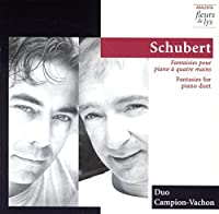 Four Fantasies for Piano Duet