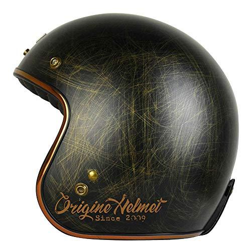 Origine Helmets - Casco para moto, modelo Primo XL Bronce