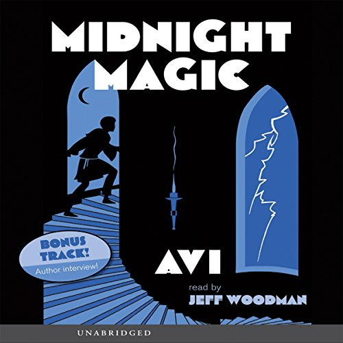 Midnight Magic audiobook cover art