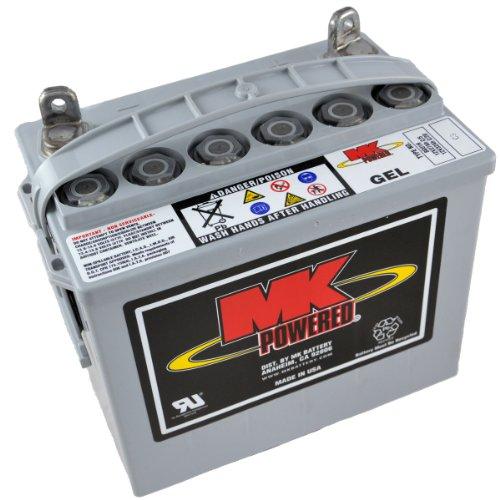 MK 8GU1H - Batería de gel para sillas de ruedas y motos...